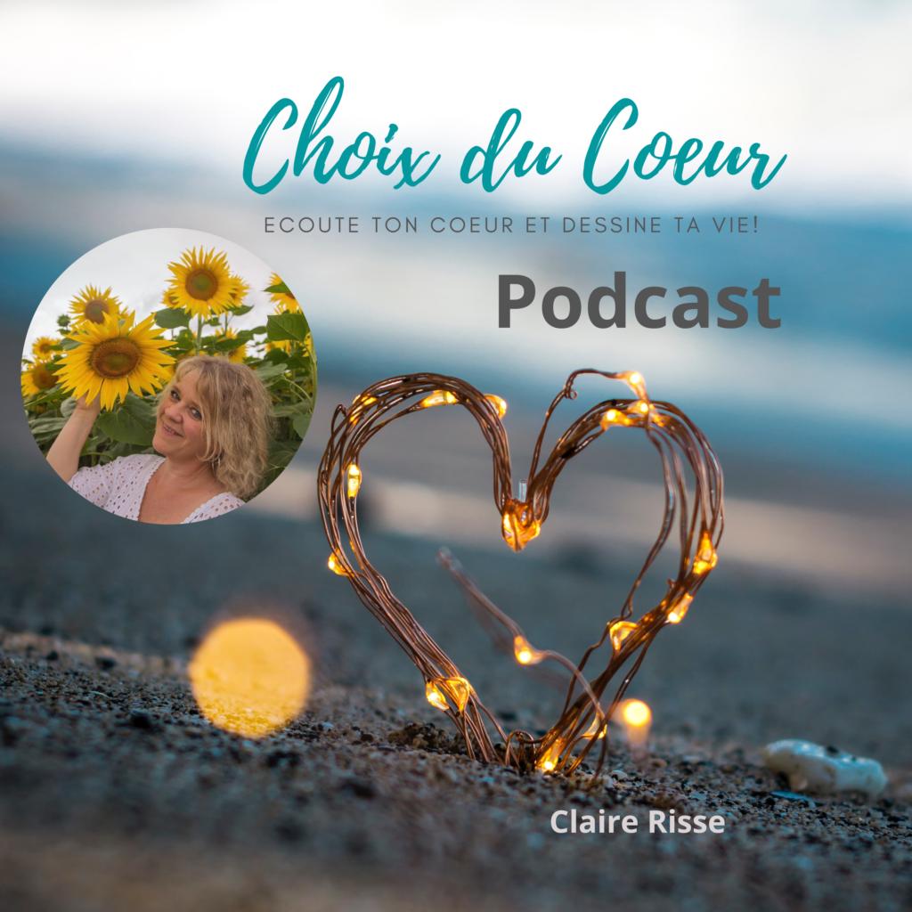Mes Podcasts Choix du Coeur